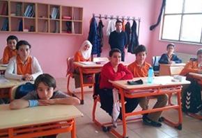 Fatma Baş Koleji Galeri